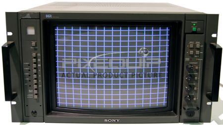 HR Color Video Monitor