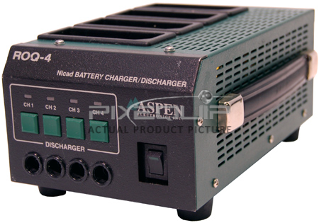 NiCad Battery Charger/Discharger