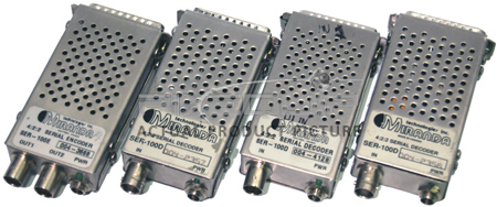 Set of 4 Serial Coder Modules