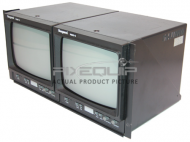 Set of 2 Rackmount Picture Monitors