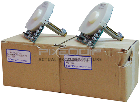 Set of 2 Capstan Motor Assy for the PVW-2800
