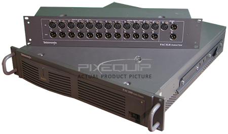 Profile Audio Chassis w/Breakout Panel