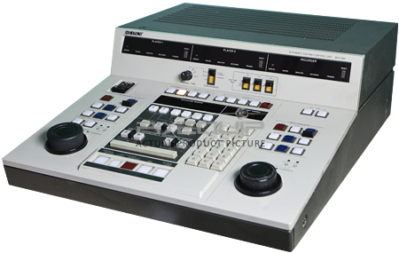 Automatic Editing Control Unit