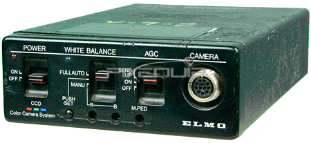 CCD Color Camera Power Supply