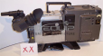 Video Camera Betacam SP Package No lens