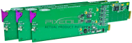 3 Digital Video Distribution Amplifer Boards